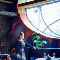 У окна... :: Настасья Целуйко