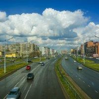 В город пришла весна :: юрий Амосов