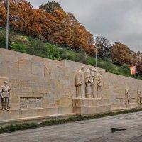 Стена Реформации. Женева, Швейцария :: Наталья Иванова