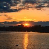 мягкий закат :: Натали Акшинцева