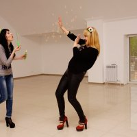 королевы мыльных пузырей :: Наталия Сарана