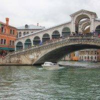 Мост Риальто :: Марина Назарова