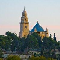 Иерусалим. Старый Город. Дормицион. :: Игорь Герман