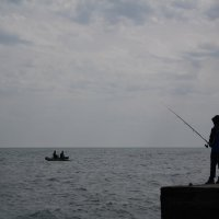 рыбалка... :: ALEX MAK