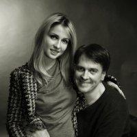 Ольга и Денис. :: Михаил Трофимов