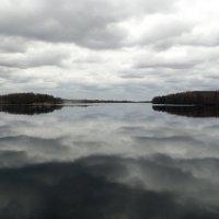 Облака... :: Эдвард Фогель