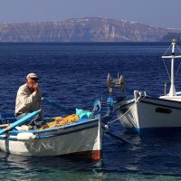 Рыбак :: Олег Потехин