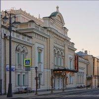 Малый театр на Ордынке.. :: марк