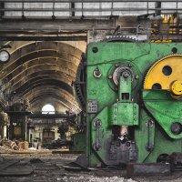 Заброшенный завод :: Анна Аринова