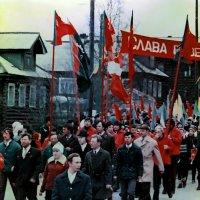 1 Мая 1977 год. :: Валентин Кузьмин