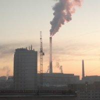 Дым и дымка :: Николай Филоненко