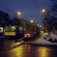 По дороге домой :: Николай Филоненко