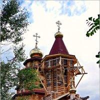 Строится Храм... :: Кай-8 (Ярослав) Забелин
