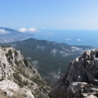 В Крымских горах... :: Ирина Шарапова