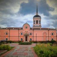 Богоявленский собор. Томск, август :: Edward Metlinov