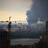 Дым над водой :: Леонид