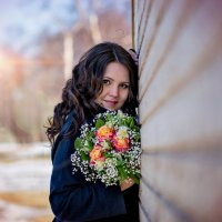 Невеста :: Елена Тарасевич (Бардонова)