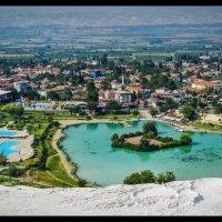 Турция-Памуккале :: Владимир Морозов