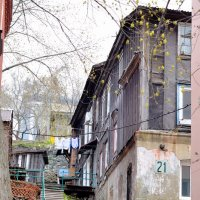 ...почти в центре города :: Александр Морозов