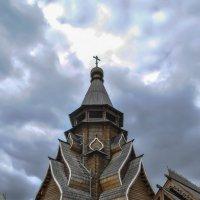 Москва :: Эдвард Бескровный