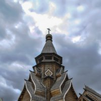 Москва :: Эдвард Ясень