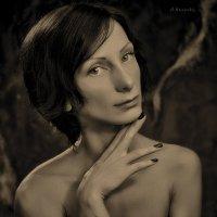 Portrait subtle forms. :: krivitskiy Кривицкий