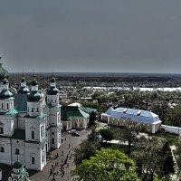 Троицко-Ильинский монастырь (Чернигов) :: Сергей Иванов