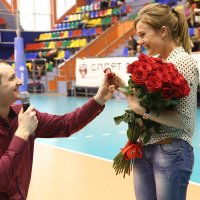 ...Рука/ Сердце/ Волейбол... :: MoskalenkoYP .
