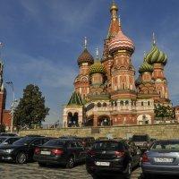 Храм Василия Блаженного :: Аркадий Беляков