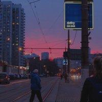 По рельсам :: Karina Sholokhova