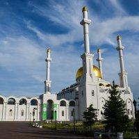 Мече́ть «Нур Астана́» г. Астана :: Александр !