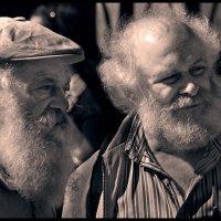 Две бороды :: Цветков Виктор Васильевич