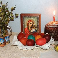С праздником, «Христос воскрес!» :: Павлова Татьяна Павлова