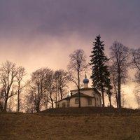 Церковь. :: Николай Густов
