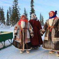 Северные матрёны :: Юрий Захаров