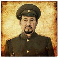 Штабс капитан. :: Анатолий. Chesnavik.