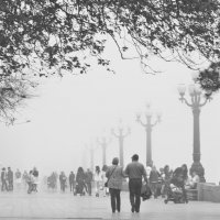 туман :: Никита Волосянов
