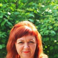 Рыжая :: Юрий Гайворонский