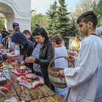 Тропинка Великого Таинства.... К Богу! :: Ирина Данилова