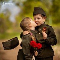 Романтика военных лет :: Ирина Парахина