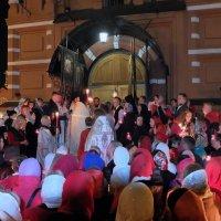 Монастырь. Повседневная жизнь. Христос Воскресе! :: Геннадий Александрович