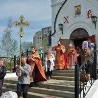 Свято-Тихоновский храм г. Кострома :: Святец Вячеслав