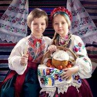 Всіх вітаю з Пасхою!  Мира Вам і добра! :: Степан Карачко
