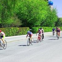 Велогонка :: раиса Орловская