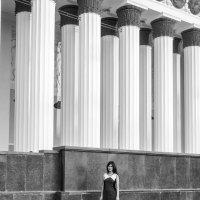 черно-белое :: Ksenia Sun