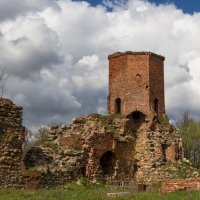 Часть замкового сооружения :: Игорь Вишняков