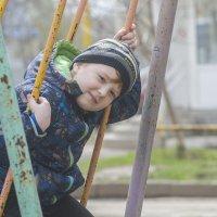 Нехитрые радости детства :: Дмитрий Костоусов