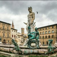 Площадь Синьории. Флоренция. Италия. :: Ашот ASHOT Григорян GRIGORYAN