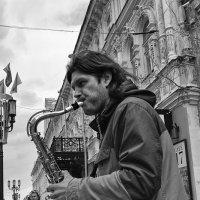 Саксофонист :: Saloed Sidorov-Kassil