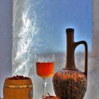 У зимнего окна :: Сергей Чиняев